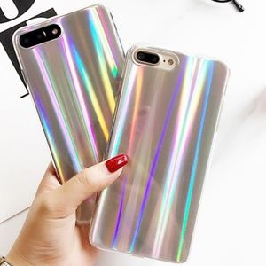 NEW iPhone 7+/8+ Holographic Case